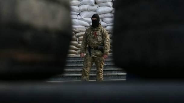 """Российские военные на Донбассе подражают боевикам """"Исламского государства"""""""