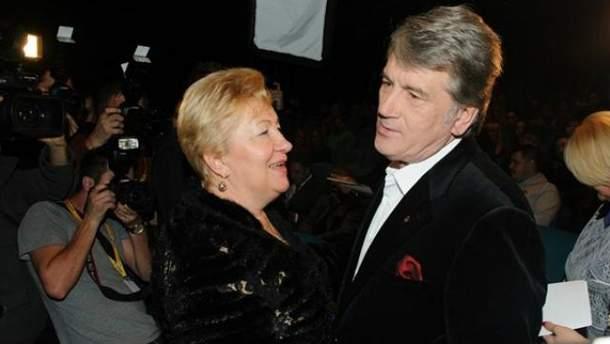 Вера Ульянченко, Виктор Ющенко