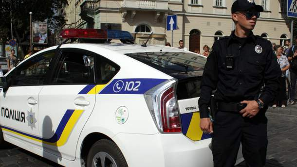 Львовская полиция
