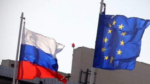 Євросоюз визначився з санкціями проти російських чиновників