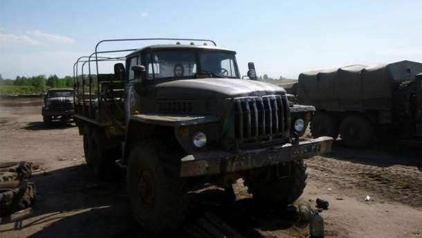 Військове авто