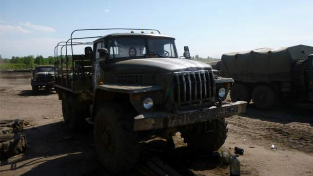 Военное авто