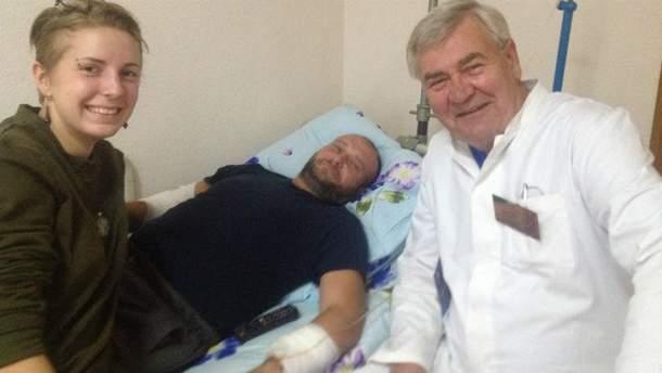 Ярош після операції