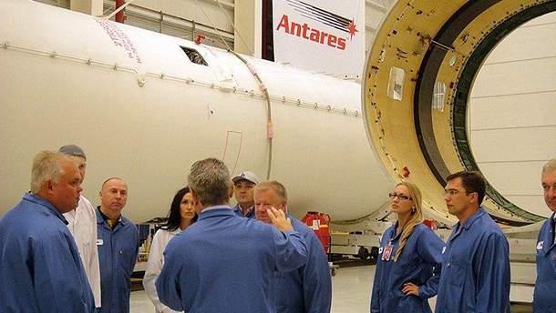 Antares купуватимуть українські двигуни