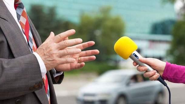 Санкційний список журналістів змінять