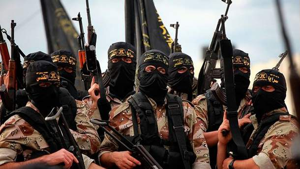 Террористы ИГИЛ