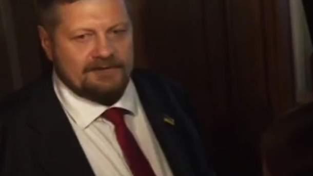 Игорь Мосийчук в кулуарах