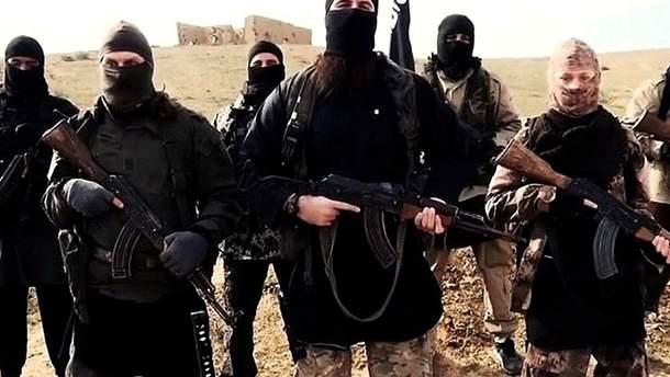 """Бойовики """"ІДІЛ"""""""