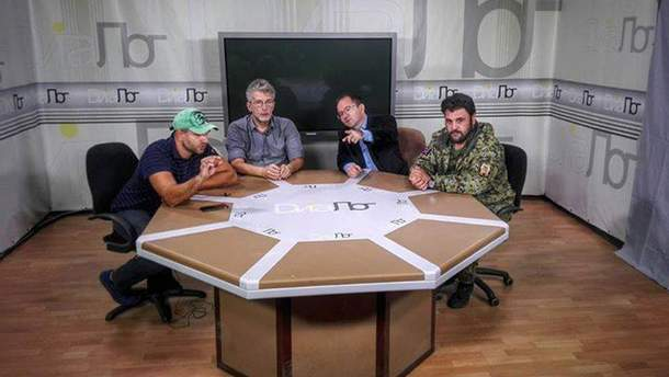 Андрій Куликов у Донецьку