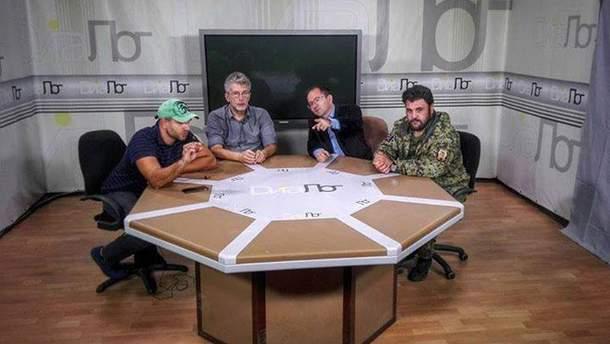 Андрей Куликов в Донецке