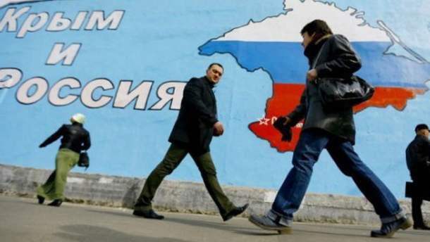 Аннексированный Крым