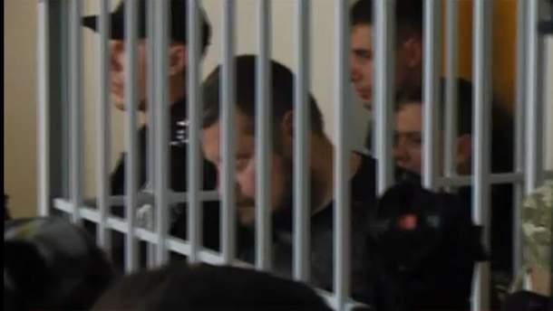 Ігор Мосійчук у суді