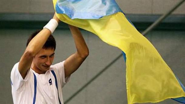 Известный теннисист заинтриговал подарком для нацгвардейцев