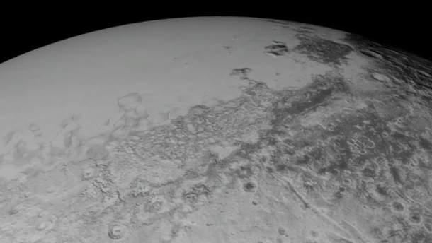 Ландшафты Плутона