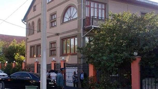 Дом Джемилева в Крыму