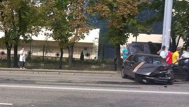 ДТП в Донецьку