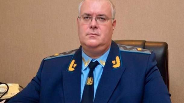 Олег Валендюк
