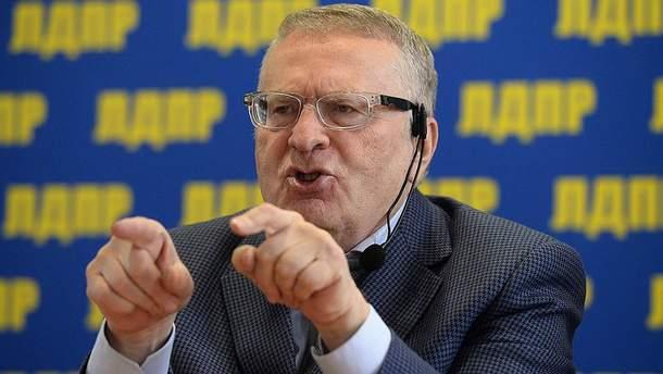 Володимир Жиріновський