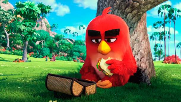 """""""Angry Birds"""""""