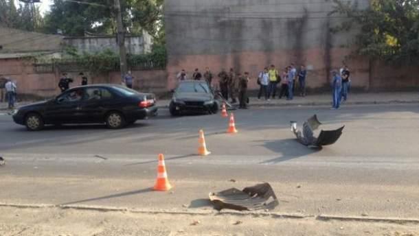 Кровавое ДТП в Одессе