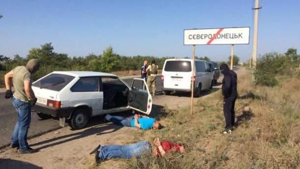 На Луганщині затримали міліціонерів-хабарників