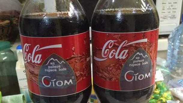Coca Cola из Чечни