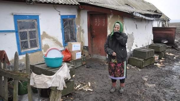 Жители Донбасса в отчаянии