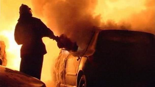 Пожар (иллюстрация)