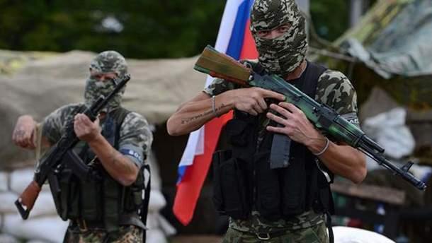 Российские боевики