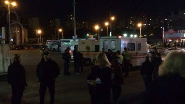 На вокзале в Киеве прогремел взрыв: есть пострадавшие