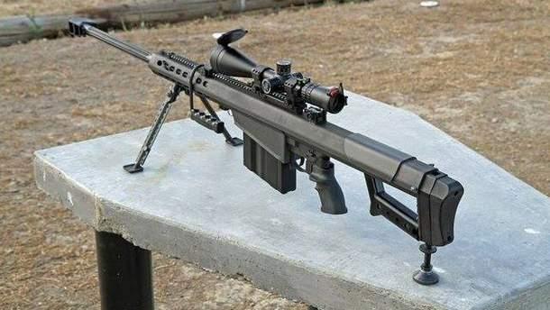 Barrett М107А1