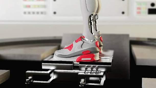91c0ac09b906ca Відомі спортивні бренди друкуватимуть кросівки на 3D-принтері - Спорт 24