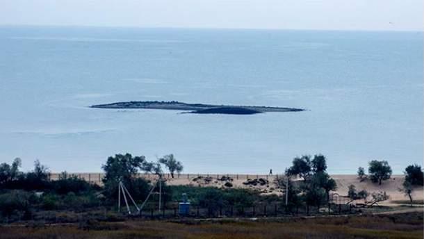 Грязьовий острів