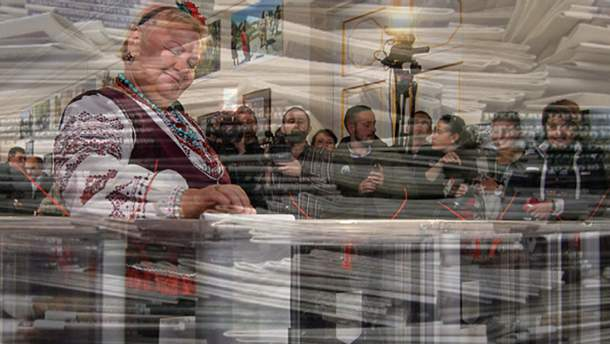 Огляд преси про вибори в Україні