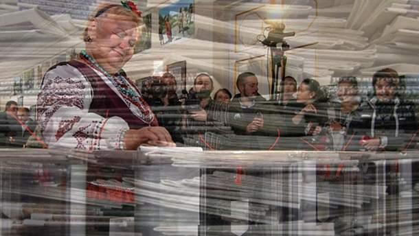 Обзор прессы о выборах в Украине