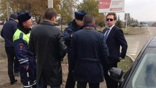Журналистов задержали в России