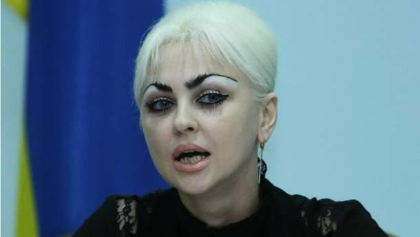 Жанна Усенко-Чорная