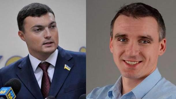 Ігор Дятлов та Олександр Сенкевич