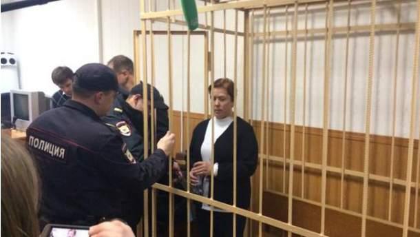 Наталія Шарінова