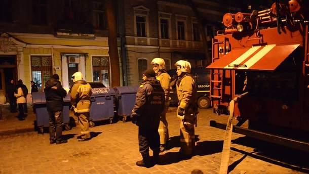 вибух у Одесі