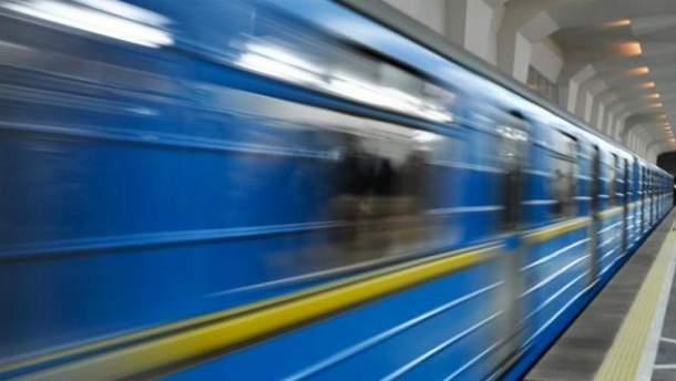 В Киеве остановилась подземка