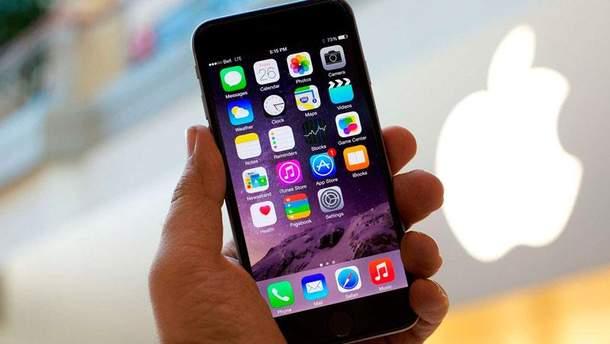 Магазин iPhone обшукують