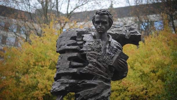 Монумент Тарасу Шевченко