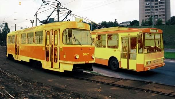 Насколько дороже становится старый электротранспорт из Европы, прибывая в Украину
