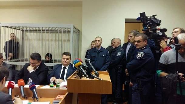 Суд у справі Олени Лукаш