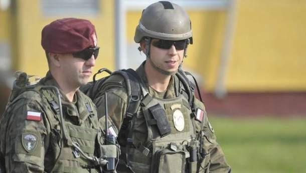 Польські військові