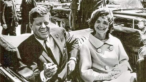 Как застрелили президента Кеннеди