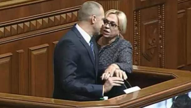 Андрей Тетерук и Александра Кужель
