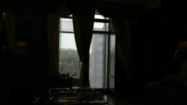 Вікно Шокіна