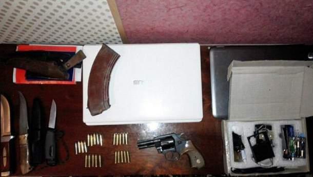 Бойовика ІД затримали на Вінниччині
